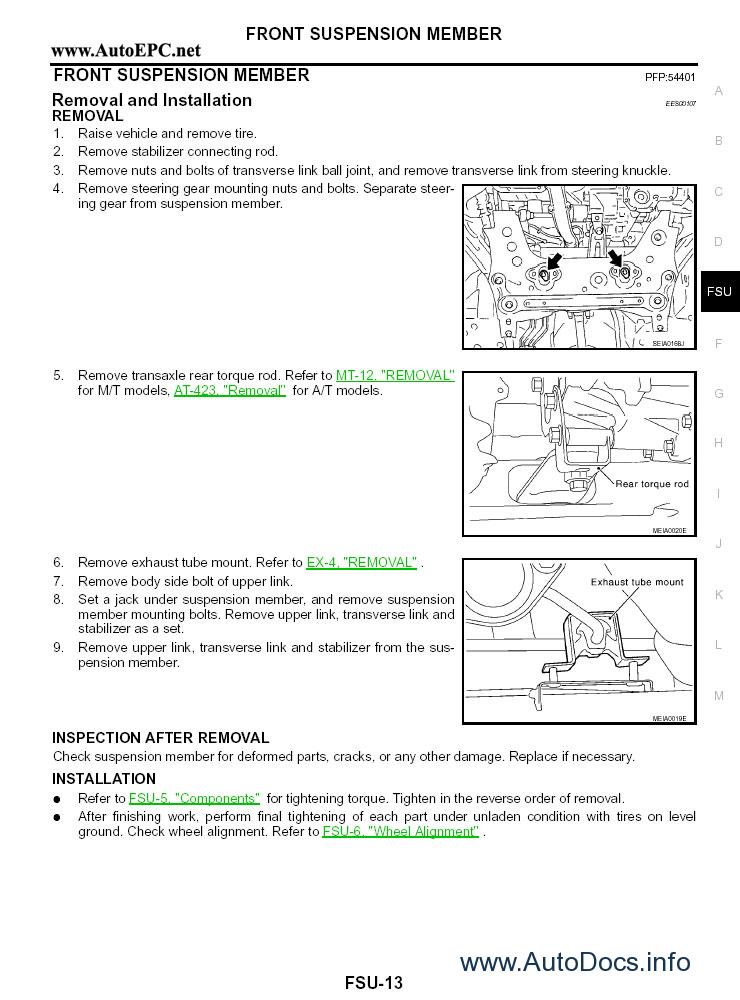 2012 nissan leaf owners manual