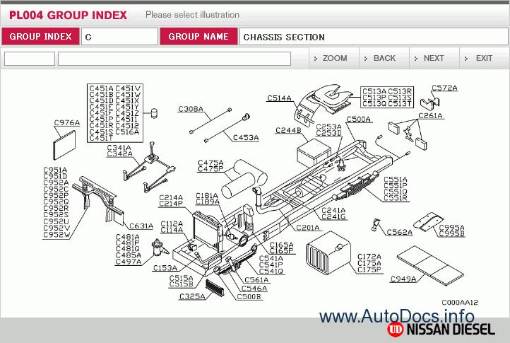 nissan ud wiring diagram nissan image wiring diagram nissan diesel ud smart parts catalog order on nissan ud wiring diagram