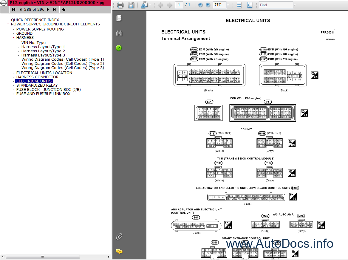 porsche wds 24 electrical wiring diagram repair manual