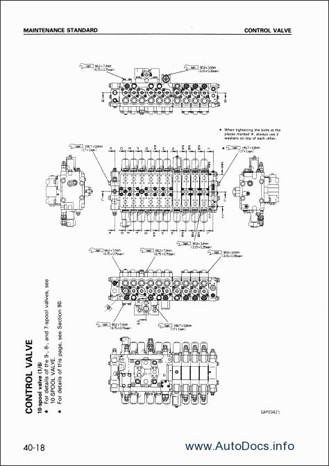 komatsu hydraulic excavator pc340 6k pc340lc 6k pc340nlc. Black Bedroom Furniture Sets. Home Design Ideas