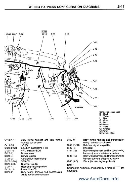 mitsubishi pajero sport repair manual order  u0026 download