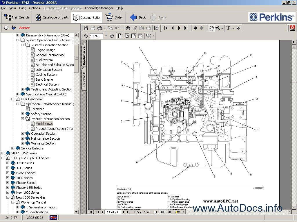 Diagram Massey Ferguson Injector Pump Diagram Cav Injection Pump Parts