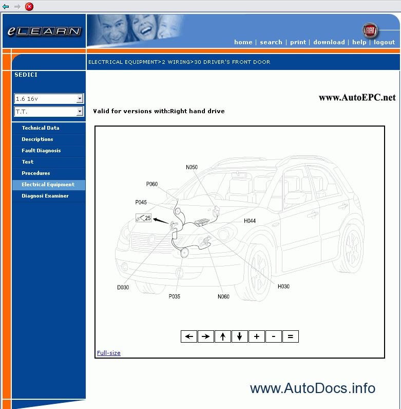 Fiat Sedici Repair Manual Order  U0026 Download