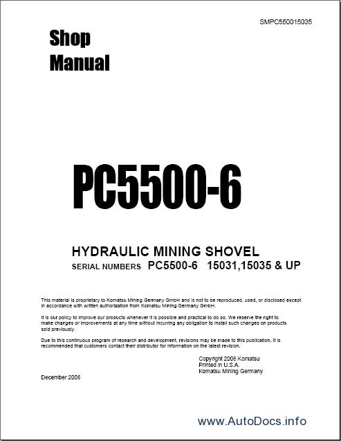 Komatsu Css Service Mining