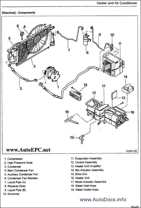 Ssang Yong Musso Repair Manual Order  U0026 Download