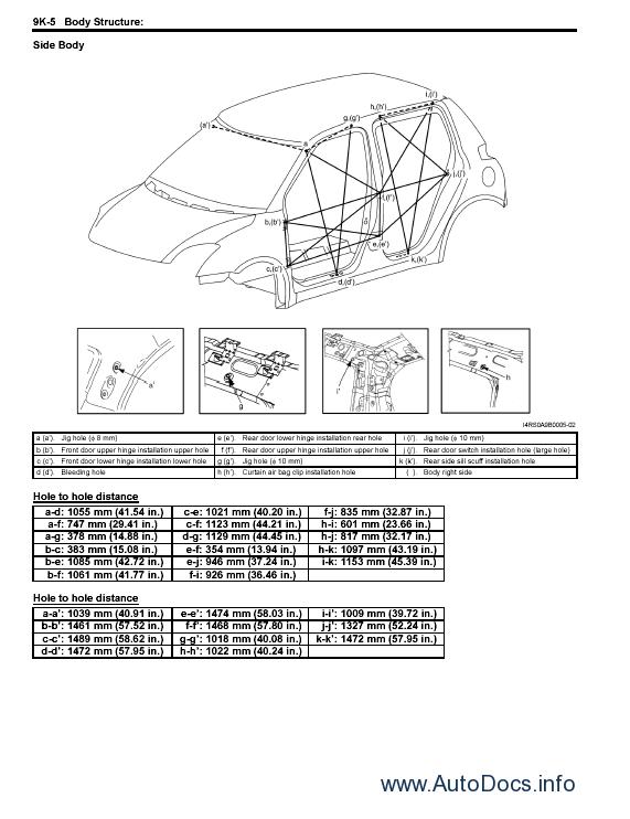 Suzuki Liana Repair Manual Order  U0026 Download