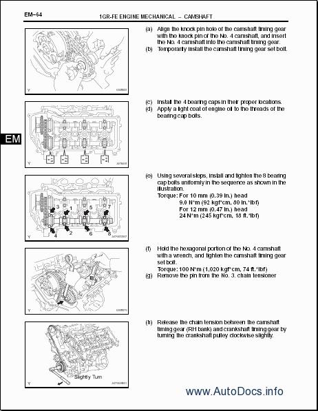 Toyota 4runner Repair Manual Order  U0026 Download