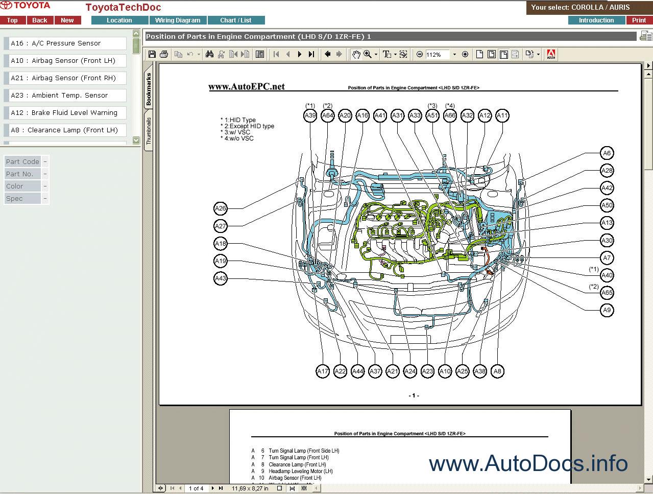 Toyota Corolla  Toyota Auris Repair Manual Order  U0026 Download