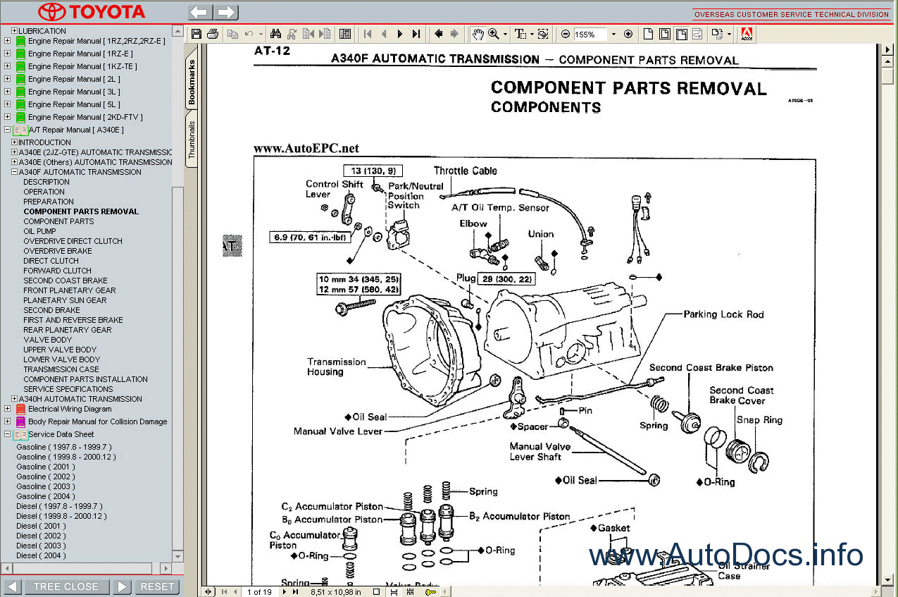 1992 toyota pickup wiring diagram 1993 toyota mr2 wiring