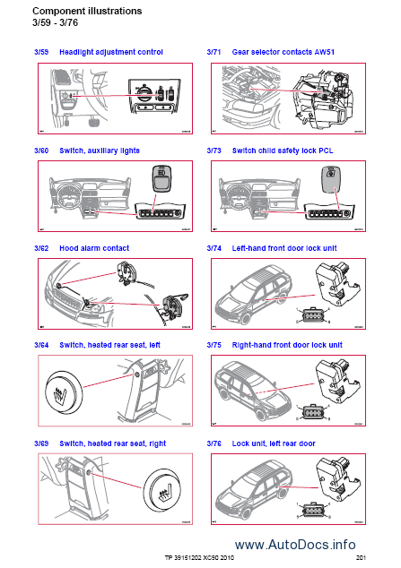 Volvo Cars    Wiring    Diagrams 20042011 repair manual Order   Download