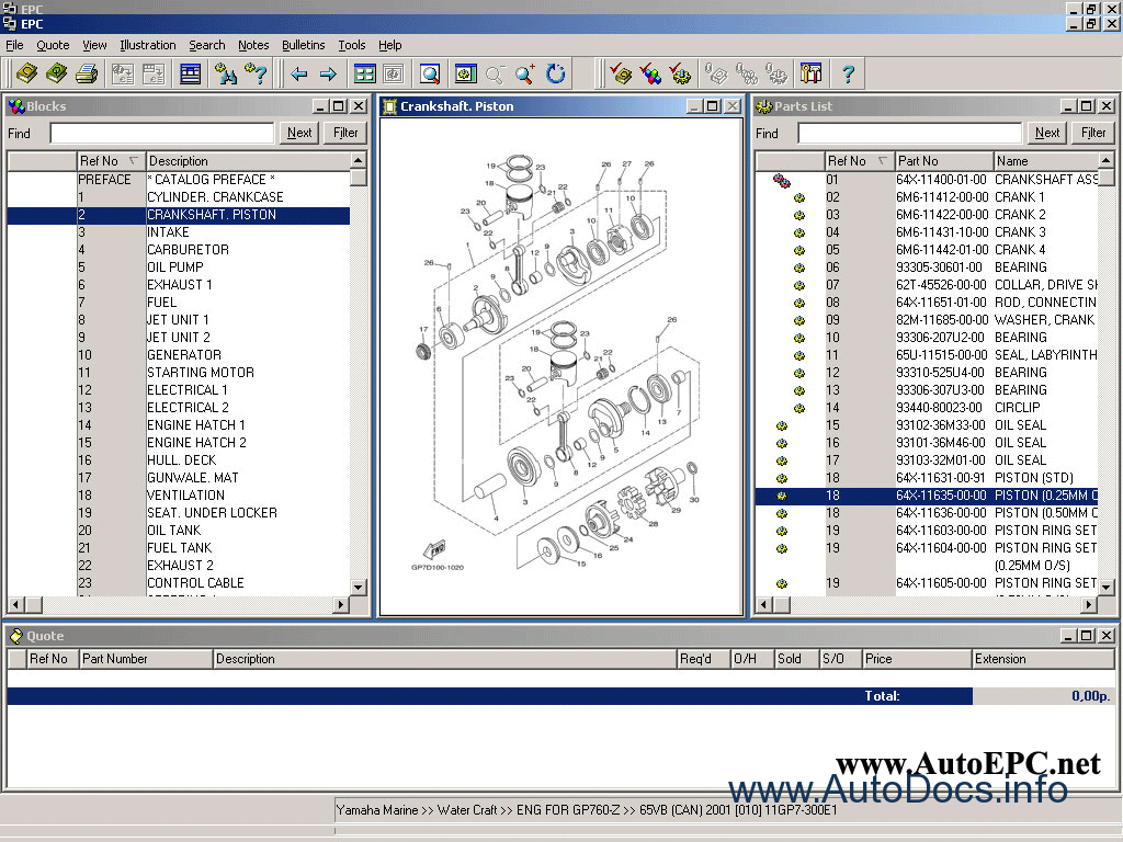 Yamaha Motorcycles Parts Catalog Order  U0026 Download