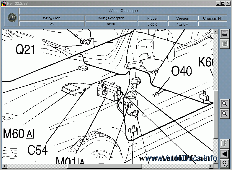 Alfa romeo 147 jtd wiring diagram free download wiring diagrams alfa romeo 147 repair manual order download alfa romeo gtv6 sciox Images