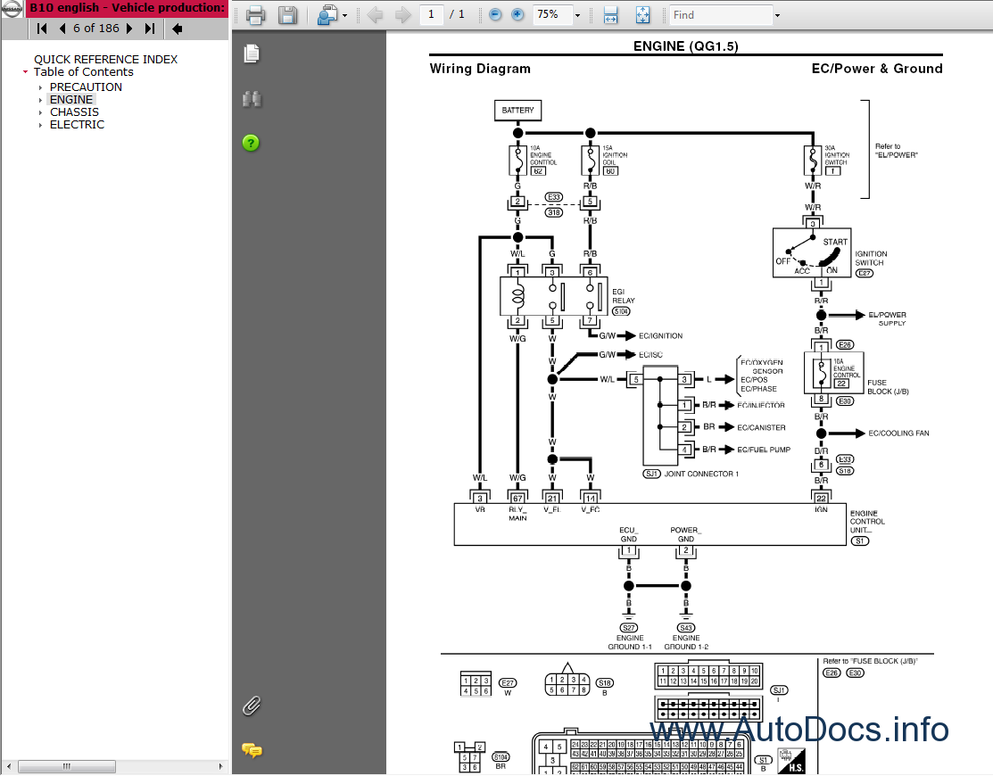 88 Nissan 240sx Wiring Diagram Free Download Wiring Diagrams