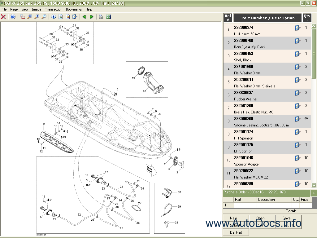 bombardier brp parts catalog 2011 parts catalog order spanish wiring diagrams
