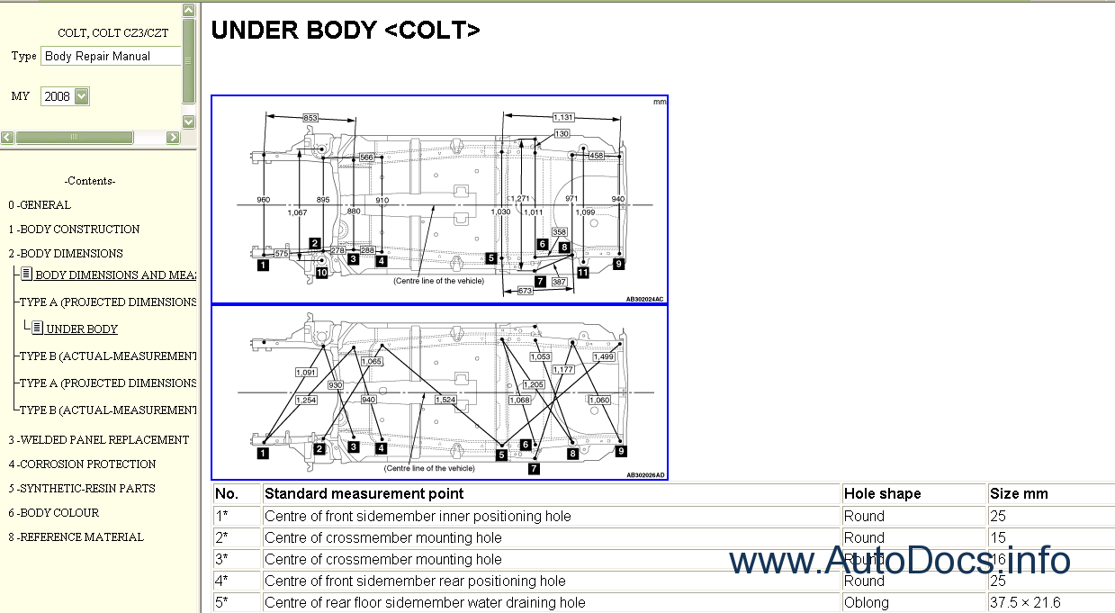 mitsubishi colt workshop manual download