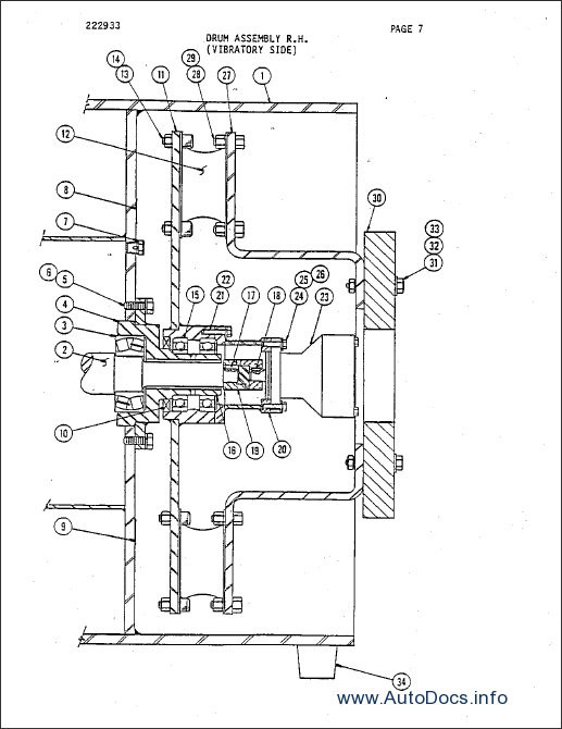 1986 chevy diesel alternator wiring diagram dynapac spare parts catalogue, parts manuals, repair ... #2