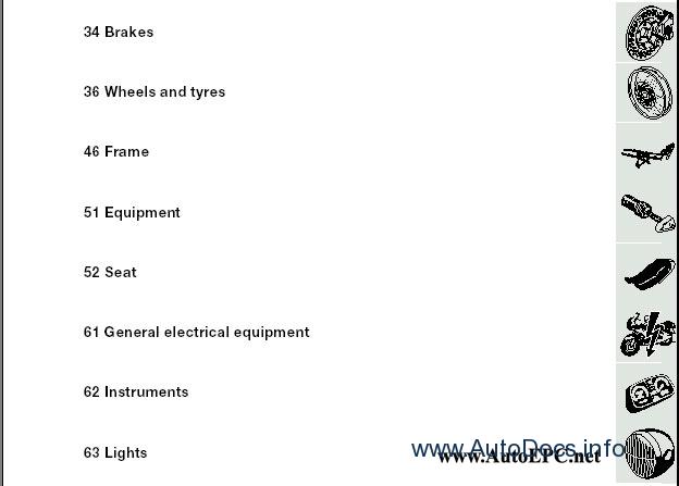 Bmw F650gs    F650cs Repair Manual Order  U0026 Download