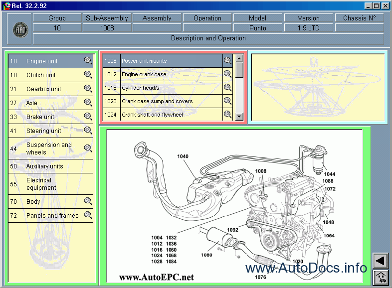 repair manuals fiat multipla 1