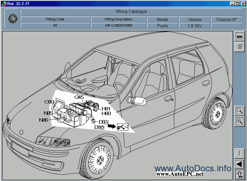 repair manuals fiat multipla 4