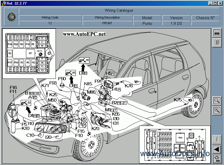 repair manuals fiat multipla 5