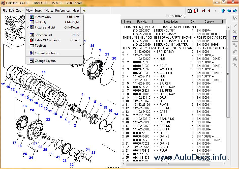 kubota kubota b1750 hst parts manual