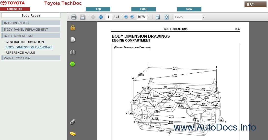 Toyota Land Cruiser V8 Land Cruiser 200 Service Manual Repair Manual Order Download