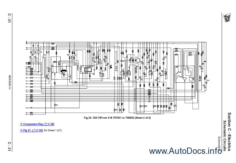 JCB Loadall Service Manual repair manual Order & Download on