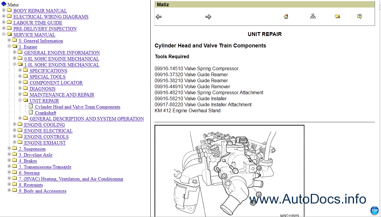 chevrolet aveo 2009 service manual download repair. Black Bedroom Furniture Sets. Home Design Ideas