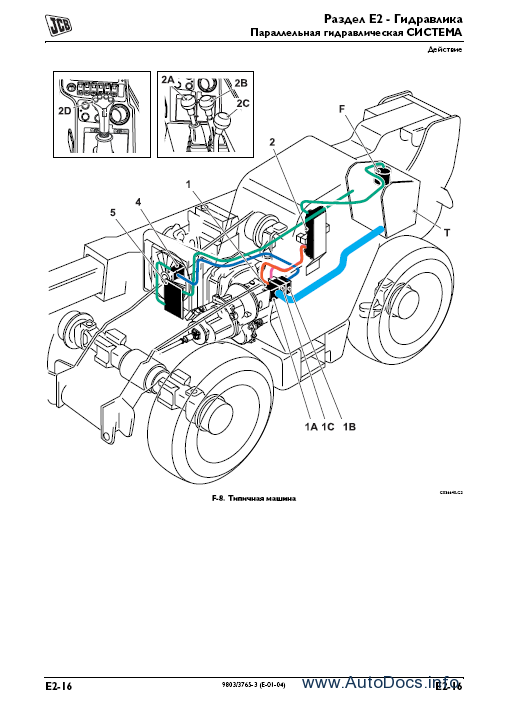 john deere 7 backhoe hydraulic diagrams  john  free engine