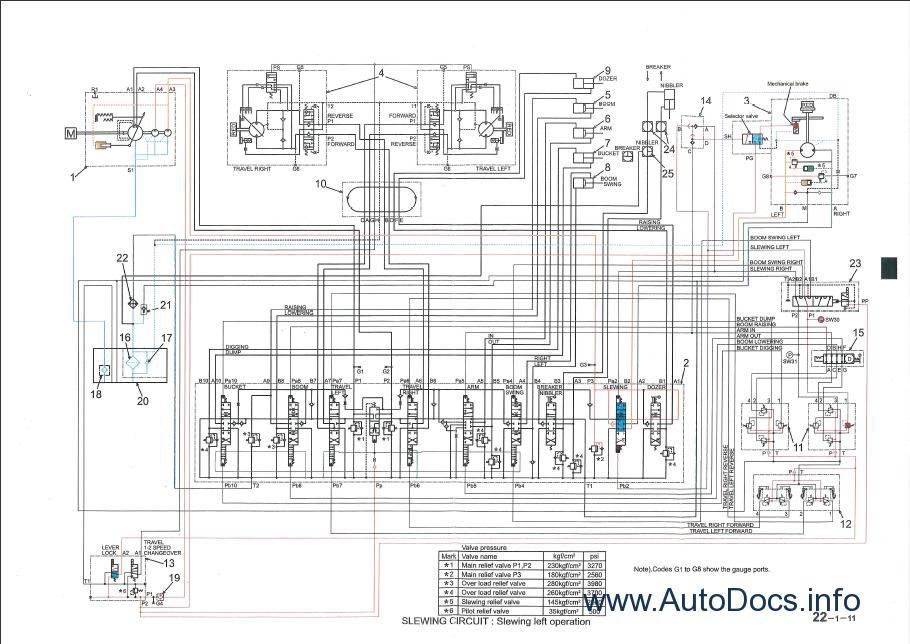 kobelco sk25sr-2 excavator service manual repair manual ... suzuki quadrunner 160 wiring diagram