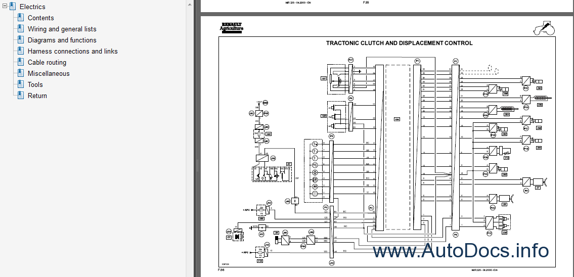 wiring diagram 1486 international tractor 1486