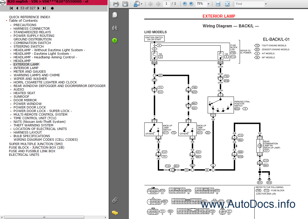 Nissan Terrano Wiring Diagram Pdf together with True Wiring Schematic together with Wiring Diagram For 2004 Jeep Liberty Transmission together with 5h5hx 90 F150 Months Ago Wouldn T Start further Jeep Cherokee Zj Wiring Diagram Harness Cable Routing And Electrical Troubleshooting Manual 93. on 2008 jeep grand cherokee trailer wiring diagram