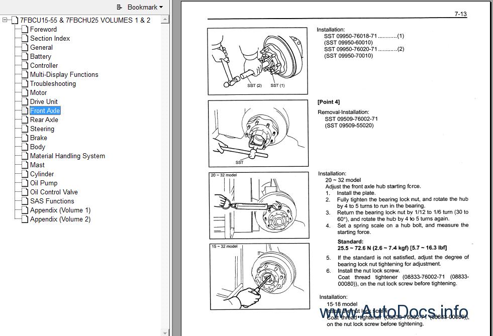 Toyota Forklift Wiring Diagram from www.autodocs.info