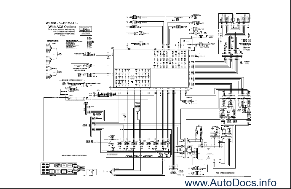 Bobcat 7 Pin Connector Wiring Diagram from www.autodocs.info
