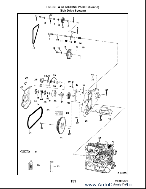 763 bobcat hydraulic schematic bobcat s130 order   download  bobcat s130 order   download