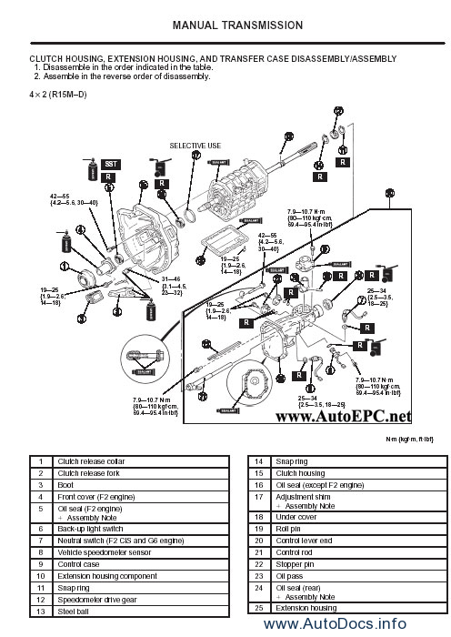 ford ranger workshop service manual repair manual order  u0026 download