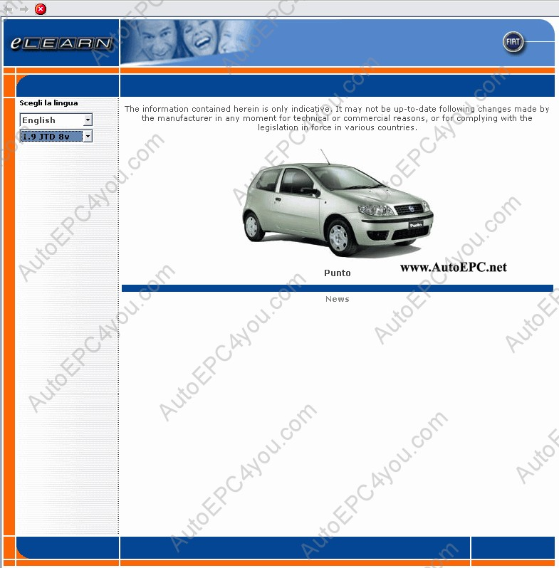 Fiat Punto Service Manual Repair Manual Order  U0026 Download