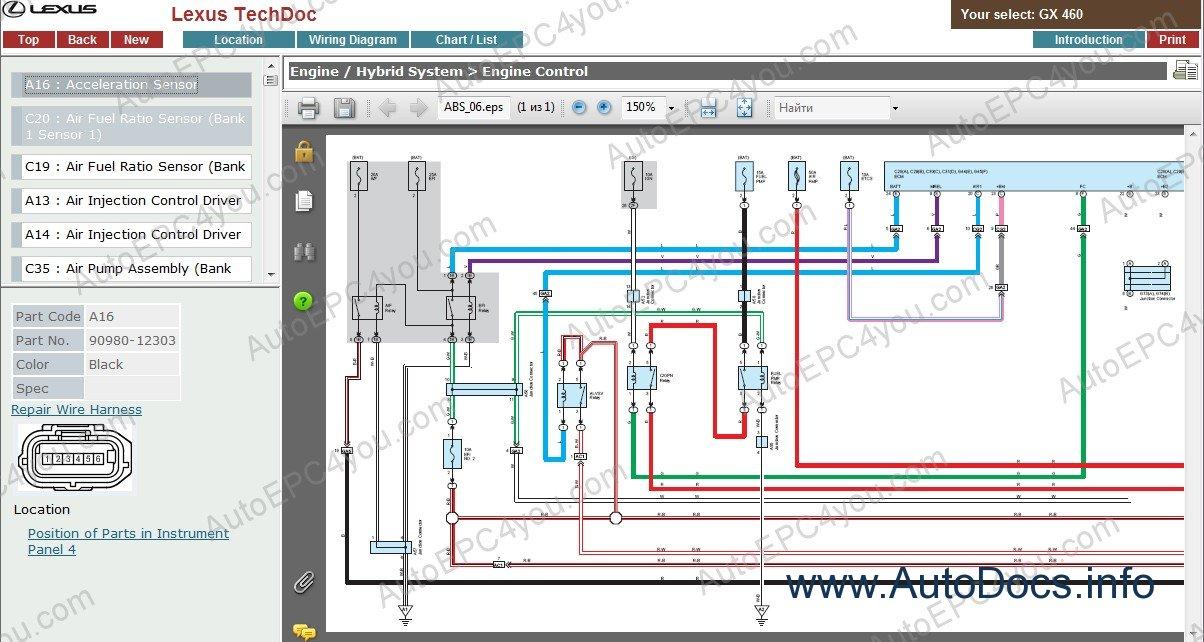 Lexus GX460 Workshop Service Repair Manual repair manual