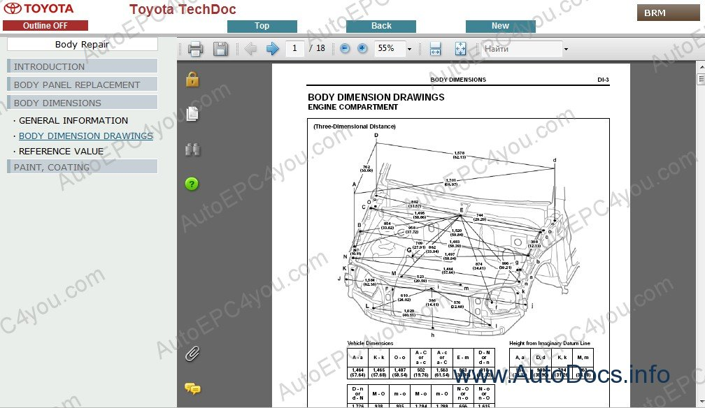 Toyota Land Cruiser Prado 150 Service Manual Eng Repair