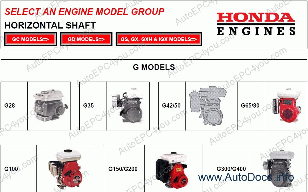 honda engine workshop service manuals repair manual order download rh autodocs info GX610 Honda Engine Honda GX670 Engine in Golf Cart