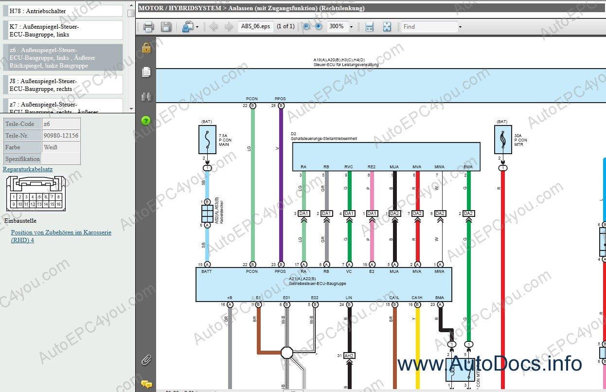 Lexus    CT200h Workshop Service Repair Manual GER repair