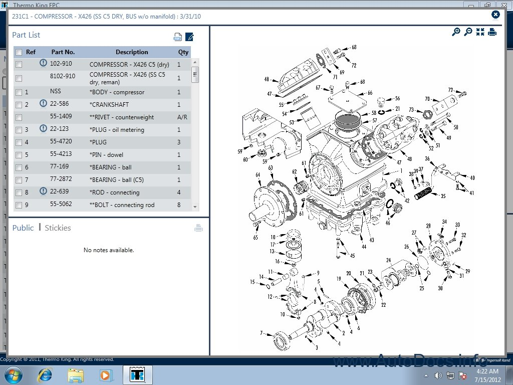 Home Wiring Book Pdf Schematics Data Diagrams Building Books Thermo King 2012 Spare Parts Catalog Electrical