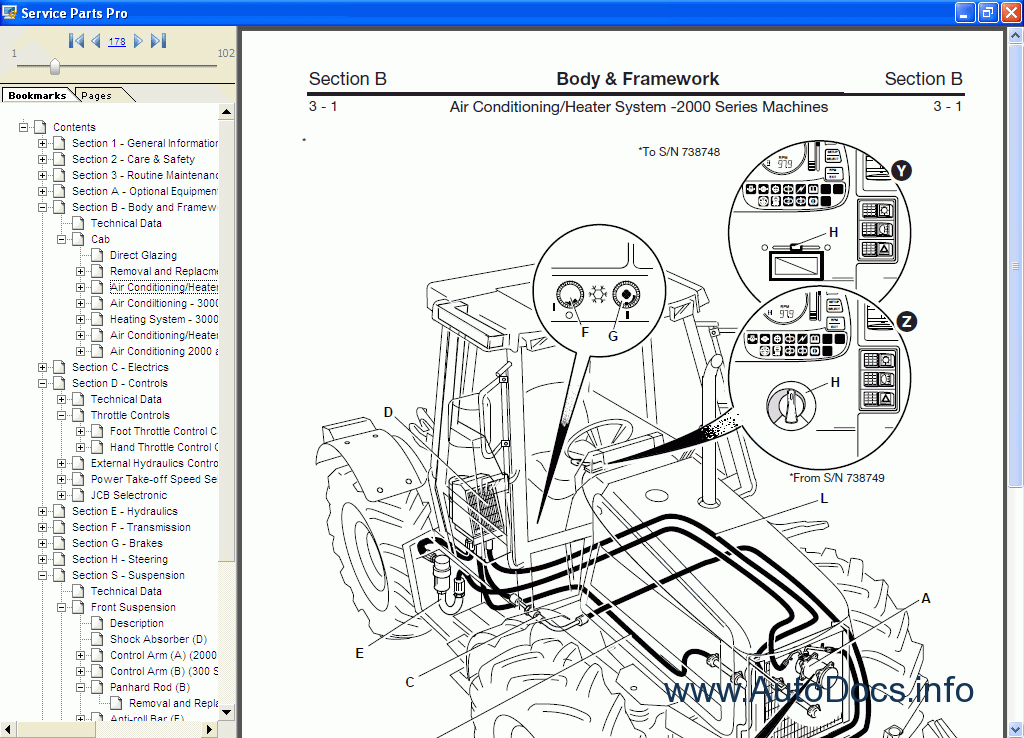 Jcb Spp 2013 Spare Parts Catalog   Service Manuals