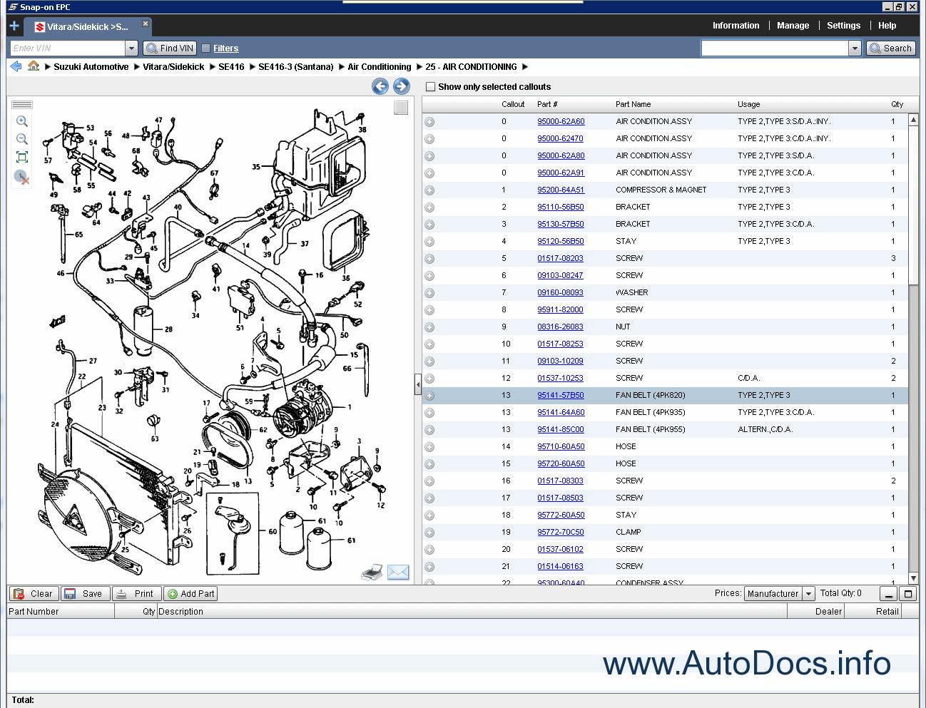 Suzuki Atv Parts Online Canada