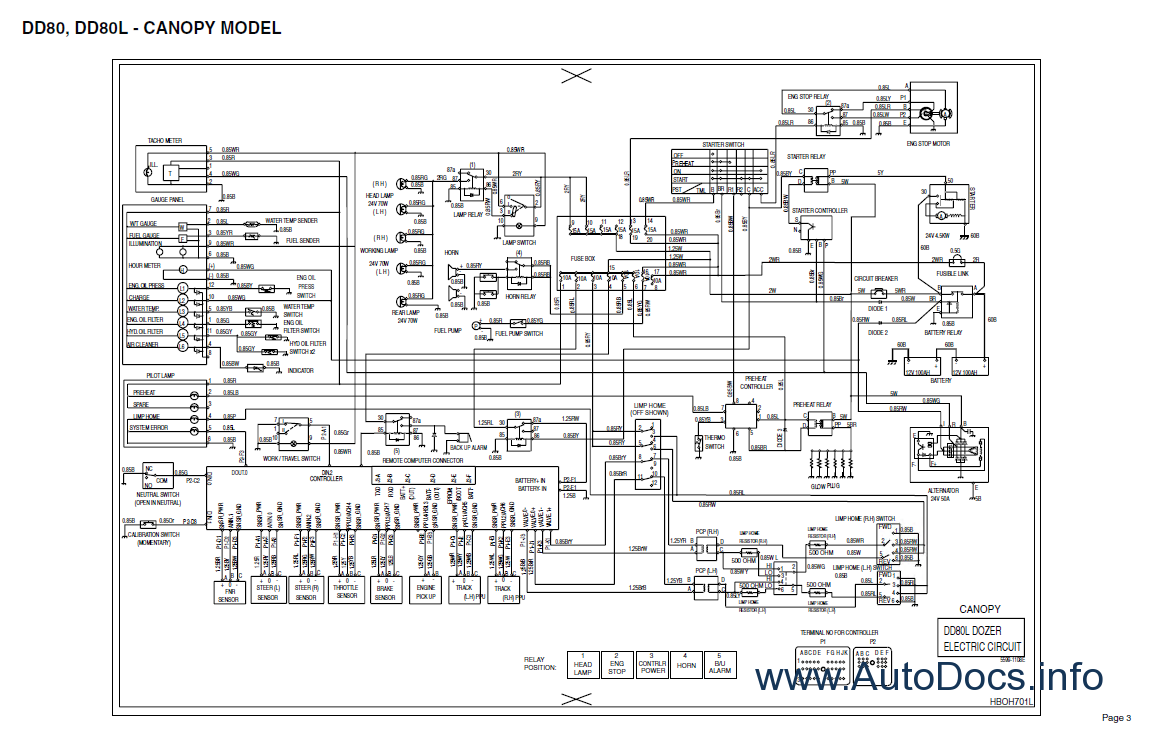3 wire 220 schematic diagram  | 740 x 444