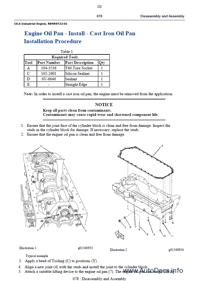 Cat 3306 manual Repair Pdf