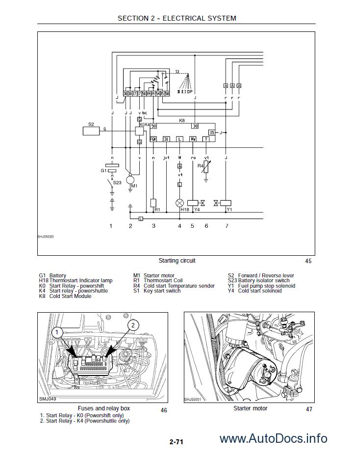 new lm430 lm640 telehandler pdf manual