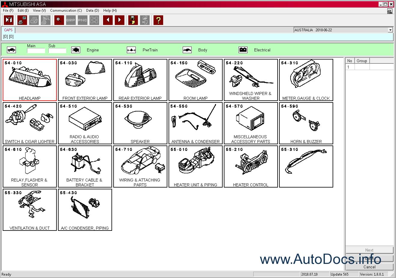 Mitsubishi Asa Parts Catalog For Australia Thumb Tmpl Bda F Aee C F D A Ca B on Mitsubishi Endeavor Parts Catalog